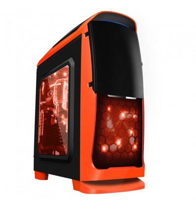 Coolbox Deep Gaming DeepSting II Orange