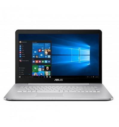Portátil Asus N752VX-GB258T i7 6700 16GB 2TB GTX 950M