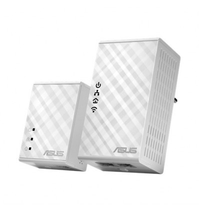 PLC ASUS PL-N12 KIT 300MB WiFi