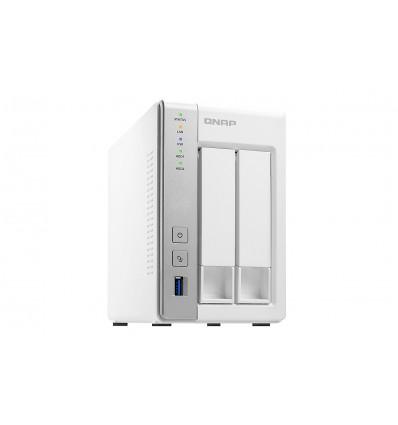 SERVIDOR NAS QNAP TS-231P 1GB
