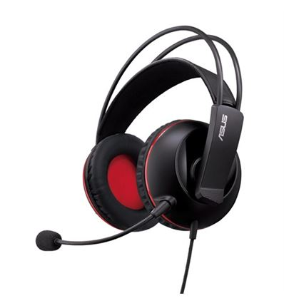 AURICULARES ASUS CERBERUS GAMING HEADSET - AU01AS02