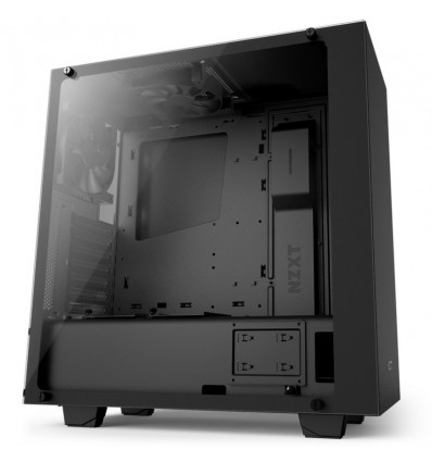 NZXT S340 Elite Black - Caja semitorre