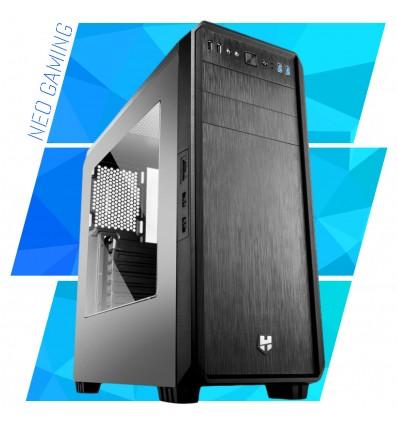 NEO GAMING i5-7400 8GB 240GB + 1TB GTX1050Ti 4GB