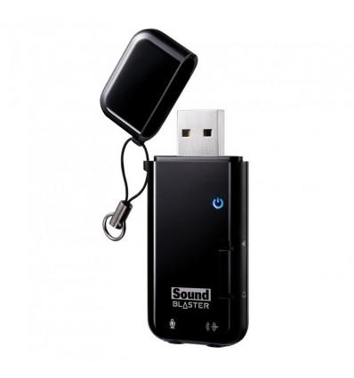 Creative Sound Blaster X-FI Go! Pro - Tarjeta de sonido USB
