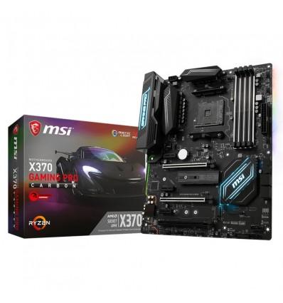 MSI X370 Gaming Pro Carbon - Placa base AM4