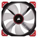 Ventilador de Caja Corsair ML120 Pro LED rojo