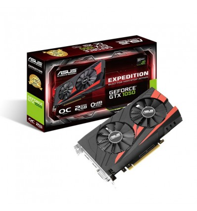 Asus Expedition GTX 1050 2GB OC - Gráfica