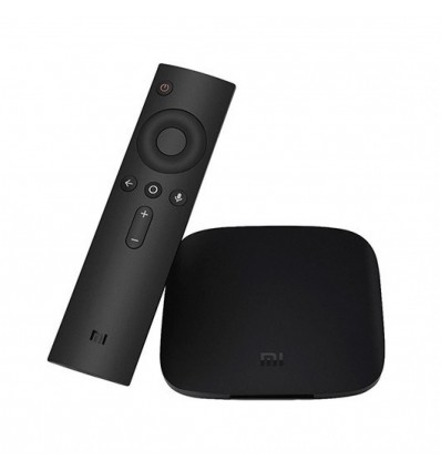 ANDROID TV XIAOMI MI TV BOX 3 NEGRO