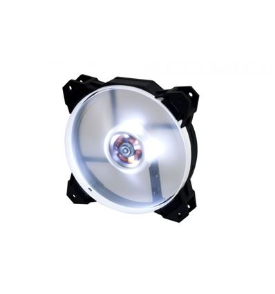 VENTILADOR COOLBOX AUX DEEPWIND LED BLANCO 120MM - VN02CB04