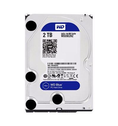 DISCO DURO WESTERN DIGITAL BLUE 2TB 3.5 WD20EZRZ - HD01WD24