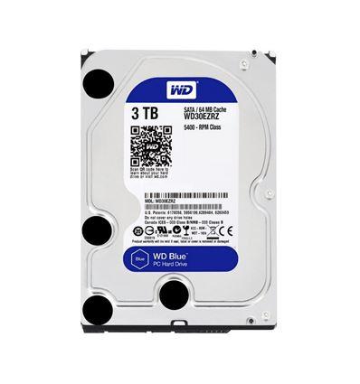 DISCO DURO WESTERN DIGITAL BLUE 3TB 3.5 WD30EZRZ - HD01WD28