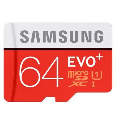 MEMORIA MICRO SD SAMSUNG EVO+ 64GB - SD03SA06
