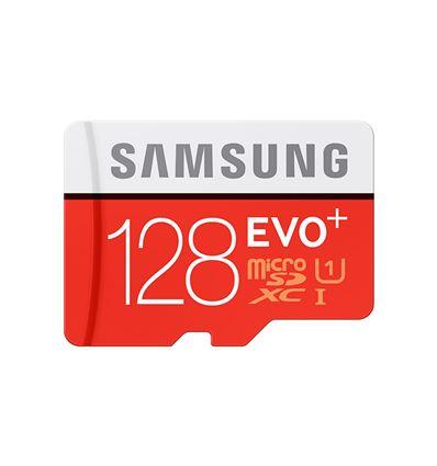 MEMORIA MICRO SD SAMSUNG EVO+ 128GB - SD03SA07