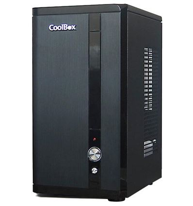 CAJA COOLBOX IT02 MINI-ITX CON FUENTE 500W - CJ03CB01-3