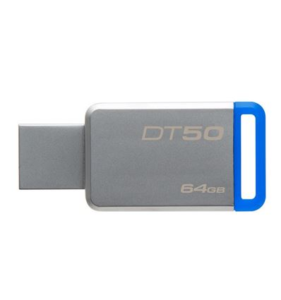 MEMORIA PENDRIVE KINGSTON 64GB DT50/64GB USB 3.1 - MU03KG05