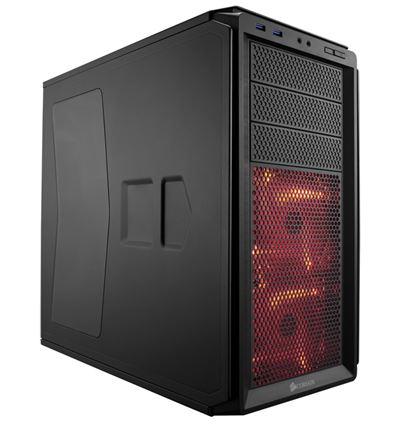 CAJA CORSAIR GRAPHITE SERIES 230T WINDOWED NEGRA - CJ01CO10