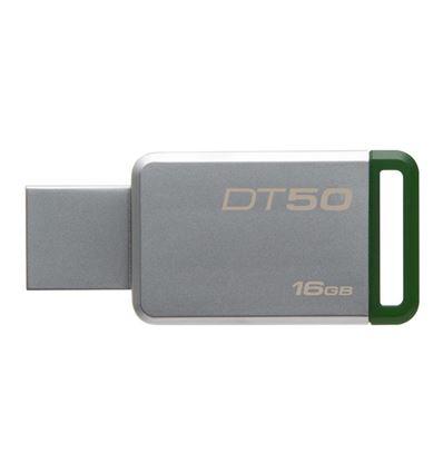 MEMORIA PENDRIVE KINGSTON 16GB DT50/16GB USB 3.1 - MU03KG04