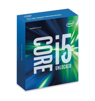 PROCESADOR INTEL I5 6600K SOCKET 1151 3.5 GHz - CP01IN38