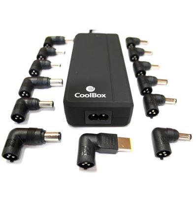 CARGADOR COOLBOX PORTATIL UNIVERSAL 90W - CG03CB02