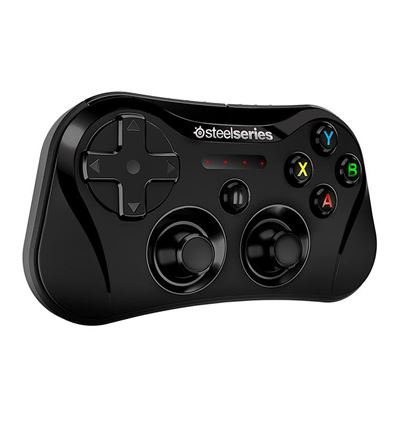 GAMEPAD STEELSERIES STRATUS CONTROLLER NEGRO - IP - CL02SS01