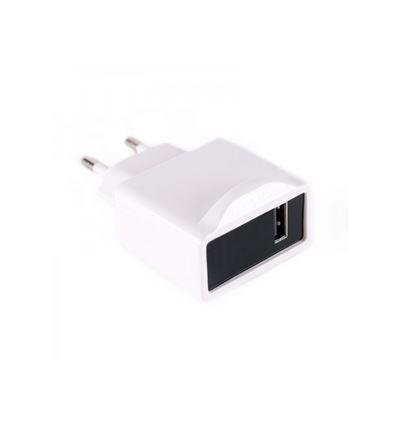 CARGADOR APPROX USB 1W BLANCO - CG01AX02