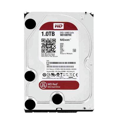 DISCO DURO WESTERN DIGITAL RED 1TB WD10EFRX - HD01WD14