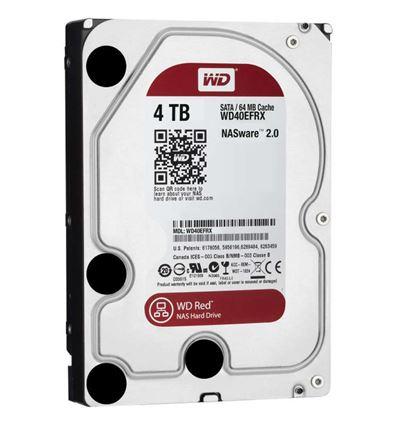 DISCO DURO WESTERN DIGITAL RED 4TB WD40EFRX - HD01WD09
