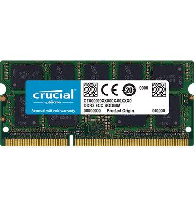 MEMORIA CRUCIAL 4GB DDR3 1066 SODIMM - ME03CR07