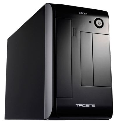 CAJA TACENS IXION MINI ITX BLACK - CJ03TC04
