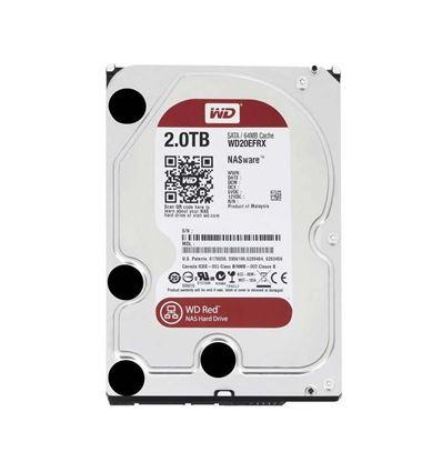 DISCO DURO WESTERN DIGITAL RED 2TB WD20EFRX - HD01WD05