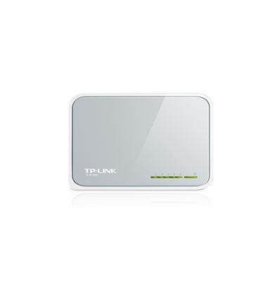 SWITCH TP-LINK 5 PUERTOS 10/100 TL-SF1005D - SW01TP03