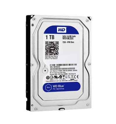 DISCO DURO WESTERN DIGITAL BLUE 1TB 3.5 WD10EZEX - HD01WD04