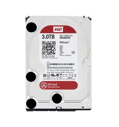 DISCO DURO WESTERN DIGITAL RED 3TB WD30EFRX - HD01WD03