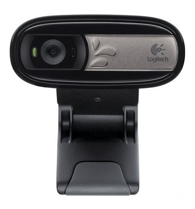WEBCAM LOGITECH C170 VGA 5MP - WB01LT04-4