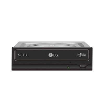 GRABADORA DVD LG GH24N SATA NEGRA - GB01LG01-2
