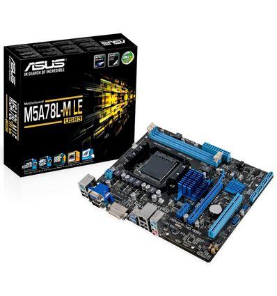 PLACA BASE ASUS M5A78L-M LE/USB3 - PB02AS21