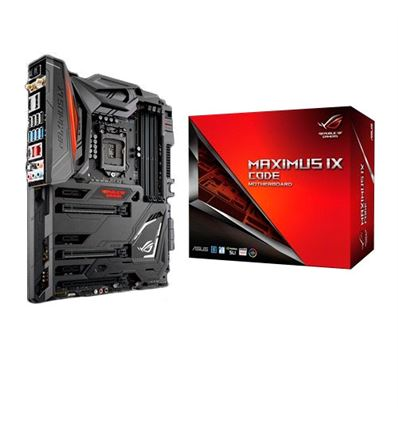 PLACA BASE ASUS MAXIMUS IX CODE 1151K - PB01AS94