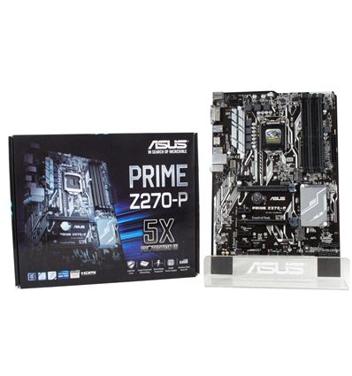 PLACA BASE ASUS PRIME Z270-P SOCKET 1151K - PB01AS104