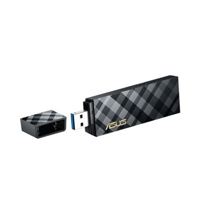 TARJETA ASUS USB USB-AC54 WIFI AC1300 DUAL BAND - US01AS06