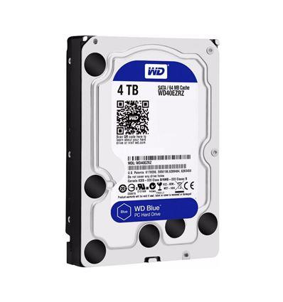 DISCO DURO WESTERN DIGITAL BLUE 4TB 3.5 WD40EZRZ - HD01WD31