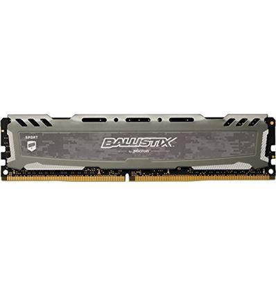 MEMORIA CRUCIAL 8GB DDR4 2400MHZ - ME05CR17