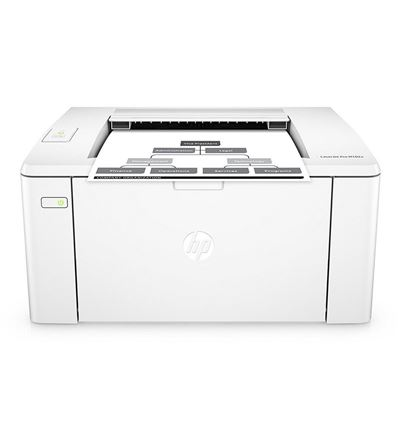 IMPRESORA HP LASERJET PRO M102W - IM02HP22