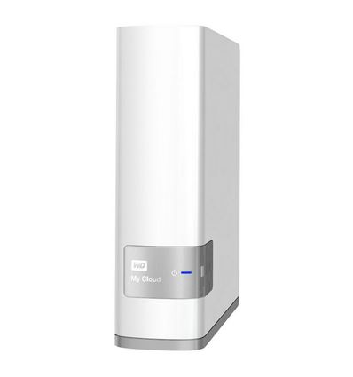 DISCO DURO WD MY CLOUD 4TB EXTERNO BLANCO - HD04WD24