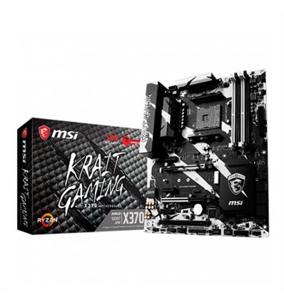 PLACA BASE MSI X370 KRAIT GAMING AM4 - pb-msi-am4-x370-krait-gaming