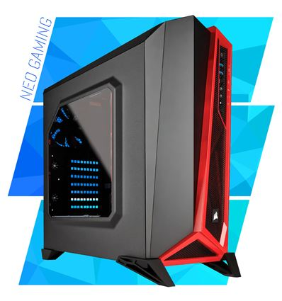 NEO GAMING I7 7700 16GB 525GB + 1TB GTX1070 8GB - GAMING SPEC ALPHA