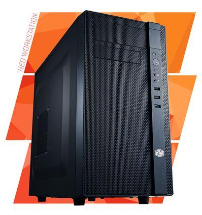 NEO WORKSTATION I3 7100 8GB 240GB + 1TB GT 710 - WORKSTATION N200