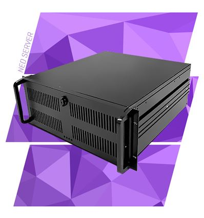 NEO WORKSTATION I5 7400 16GB 120GB + 2TB - WORKSTATION 4U