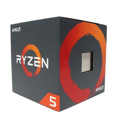 PROCESADOR AMD RYZEN 5 1400 3.4GHz AM4 - ProcesadorRyzen5