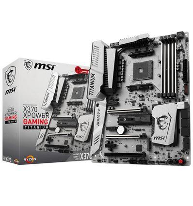 PLACA BASE MSI X370 XPOWER GAMING TITANIUM AM4 - X370_GAMING_TITANIUM