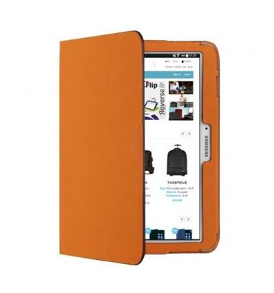 "FUNDA TECH AIR SAMSUNG GALAXY TAB4 10"" NARANJA - FN05TI08"